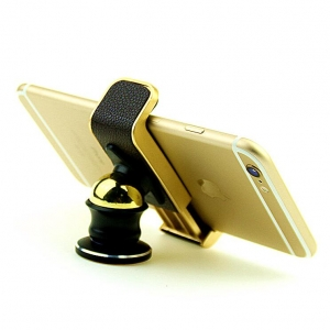 Leather Car Mount